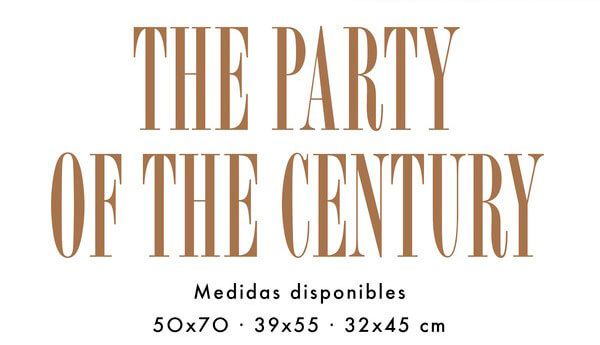 Party Of The Century medidas